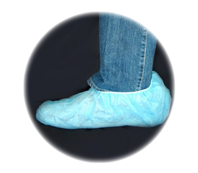 CPE Shoe Covers